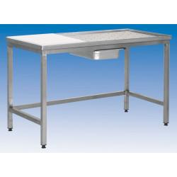 Table de triperie / dessouvidage
