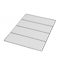 Grille inox GN2/1 - 650 x 530