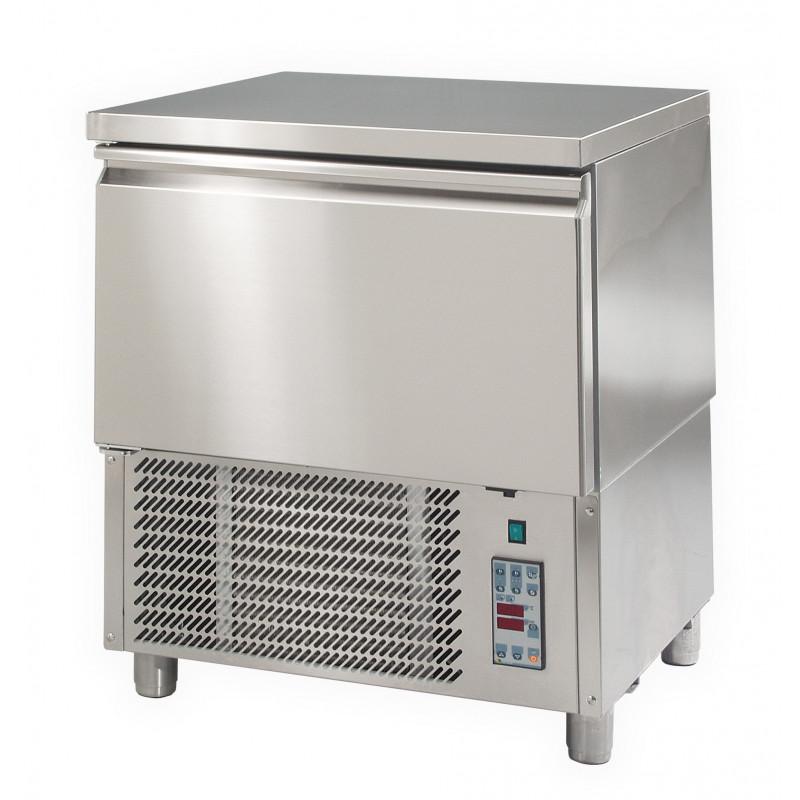 Cellule de refroidissement et congélation 5 niveaux