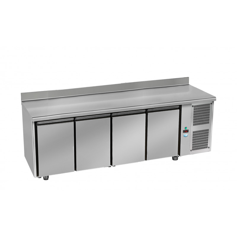Tour réfrigérée avec ou sans dosseret - 4 portes - GASTRO
