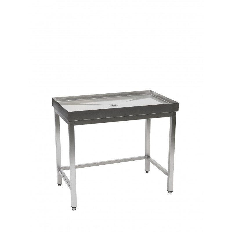 TABLE EGOUTTAGE FROMAGE INOX 304