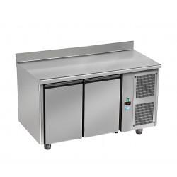Tour réfrigérée avec ou sans dosseret - 2 portes - GASTRO