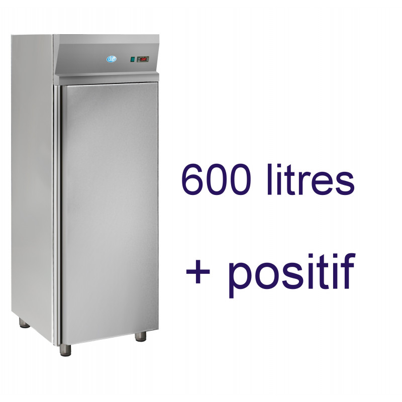 Armoire positive 600 litres