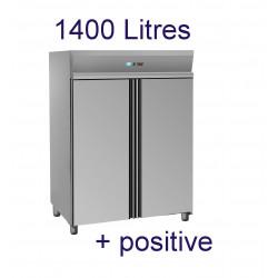 Armoire positive 1400 litres GASTRO GN 2/1