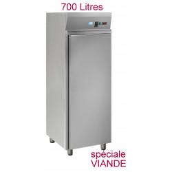 Armoire positive 700 litres - spéciale viande