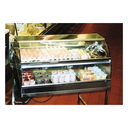 Vitrine de marché réfrigérée - 1 ml