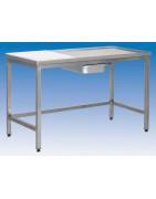 Table de triperie / dessouvidage / poussage